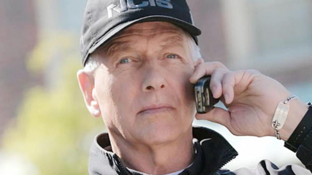 NCIS Gibbs talks