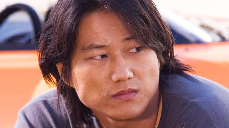 Han Lue angry