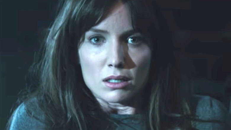 Annabelle Wallis scared