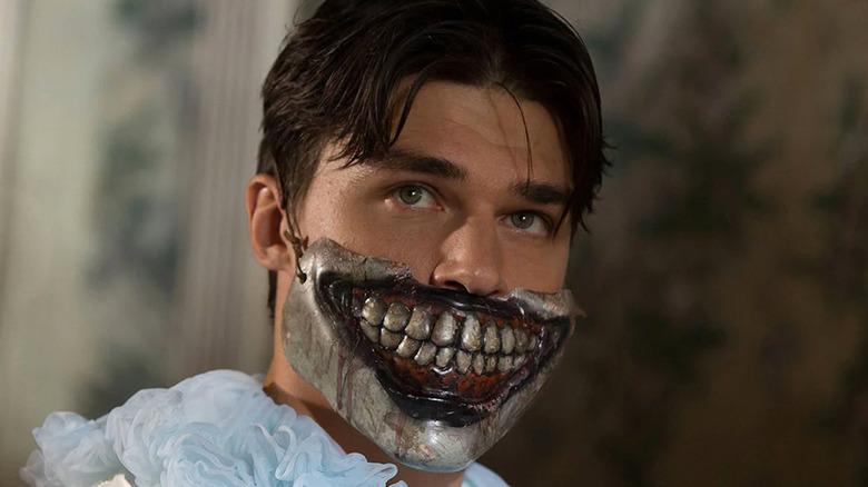 Finn Wittrock Dandy Clown Mask