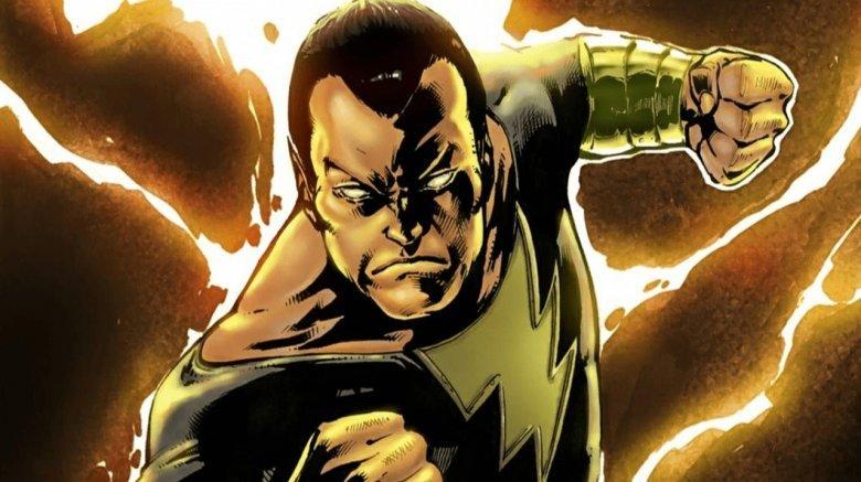 DC Comics Black Adam