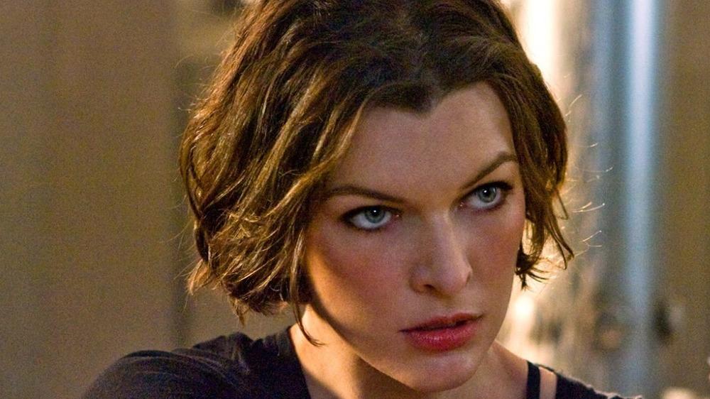 Resident Evil Alice Marcus