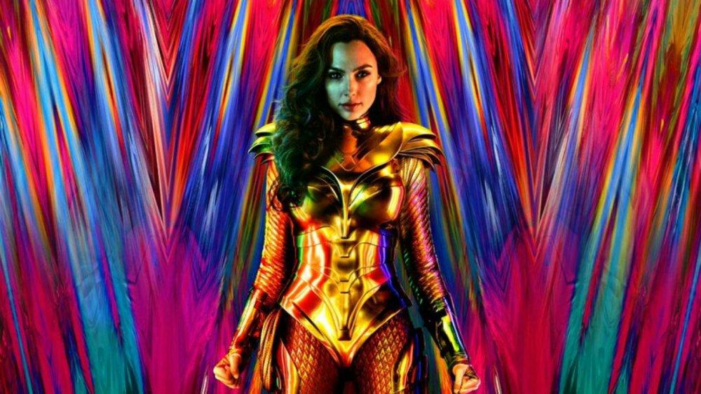 Gal Gadot from Wonder Woman 1984