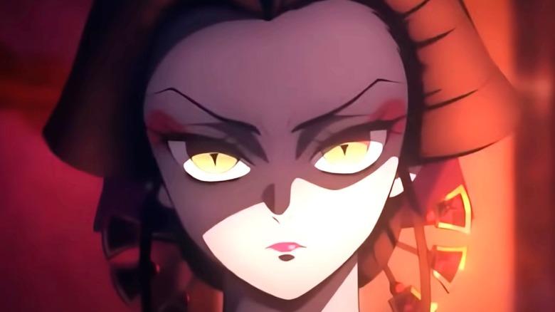 Muzan from Demon Slayer