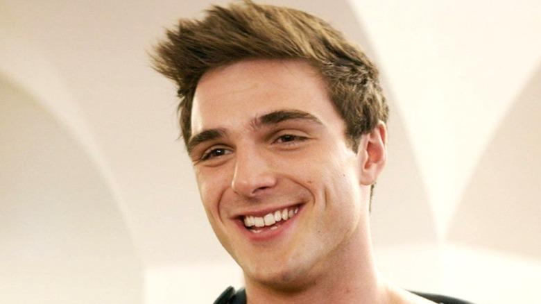 Chris smiling