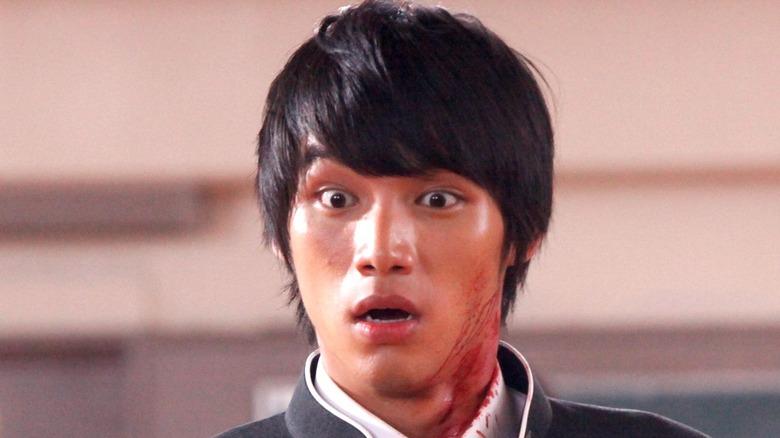 Shun Takahata shocked