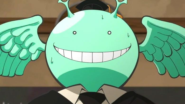 Assassination Classroom Koro-sensei