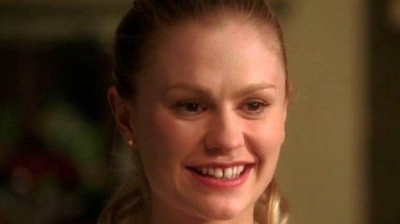 Anna Paquin Smiles