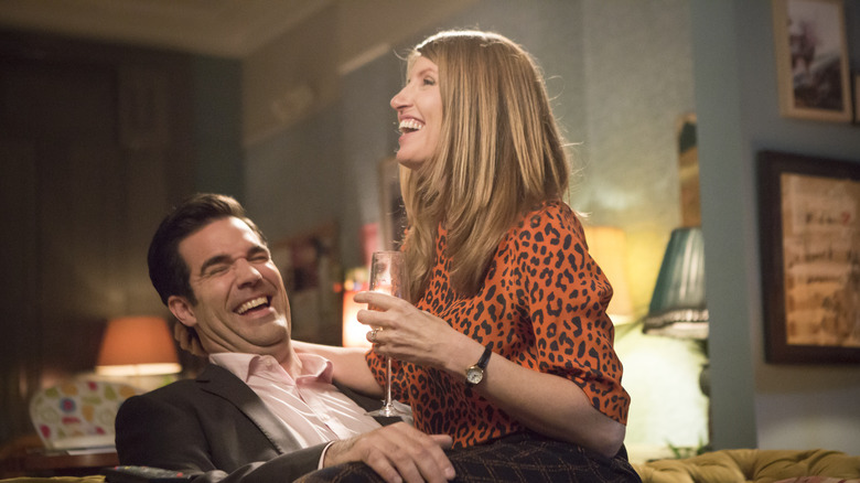Rob and Sharon in Catastrophe