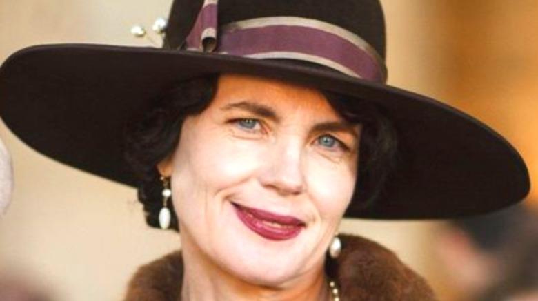 A close up of Sybil Crawley