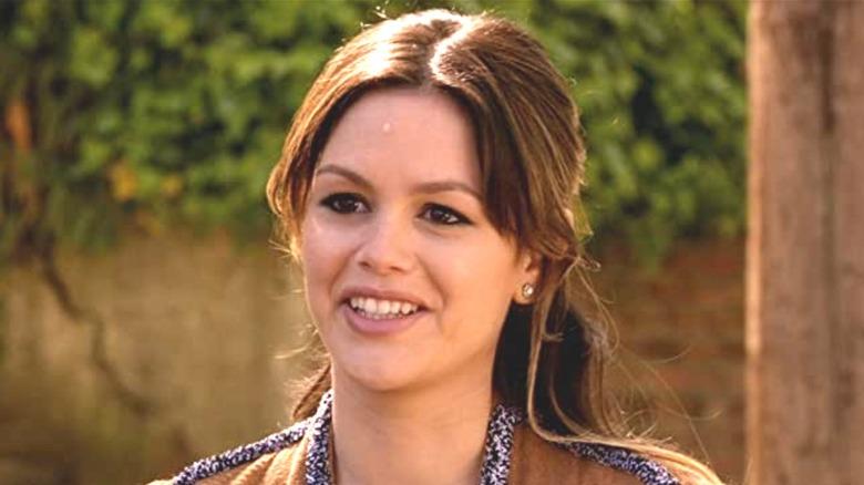 Rachel Bilson Hart of Dixie smiling