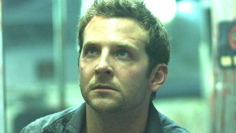 Bradley Cooper looking concerned