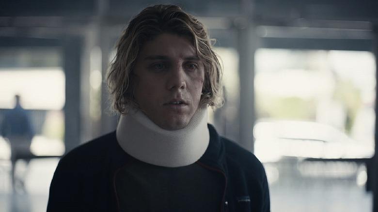 Lukas Gage as Tyler on Euphoria