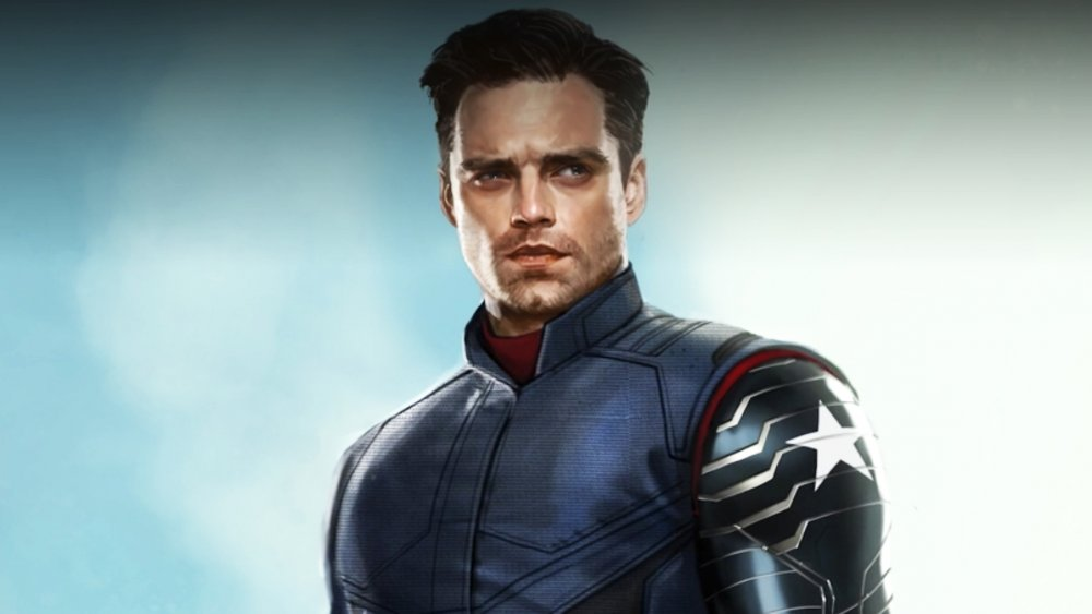 Falcon and the Winter Soldier concept art