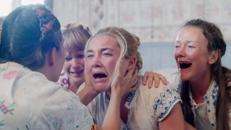 Scene from Midsommar