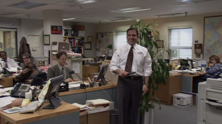 Here's Why The Pilot Of The Office Was So Difficult To Film