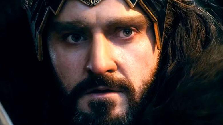 Thorin Oakenshield with beard