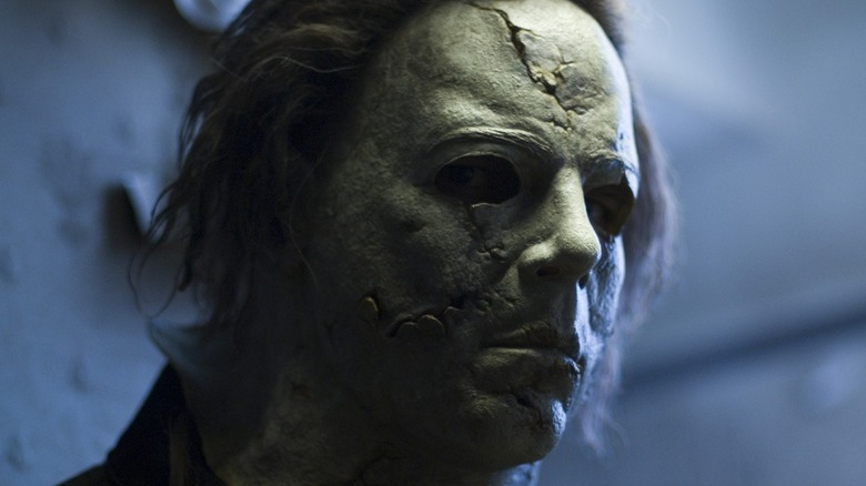 Michael Myers lurks