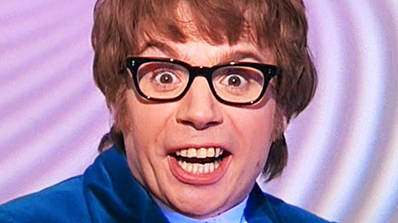 Mike Myers as Austin Powers