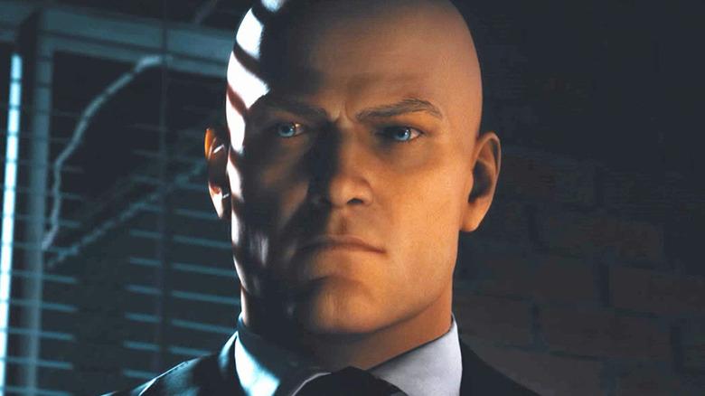 Hitman 3 Agent 47