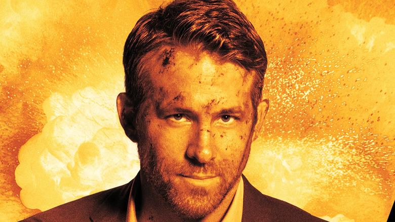 "Ryan Reynolds in ""Hitman's Wife's Bodyguard"""