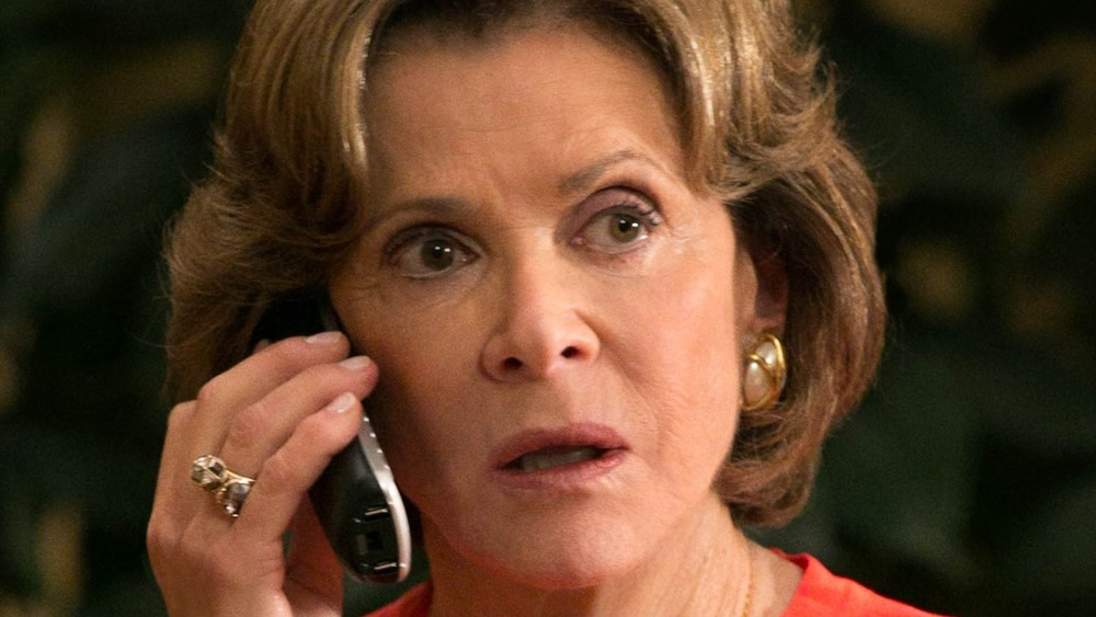Lucille Bluth phone call