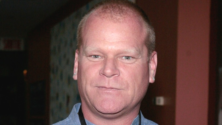 Mike Holmes smiling
