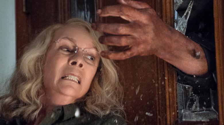Jamie Lee Curtis as Laurie Strode in Halloween