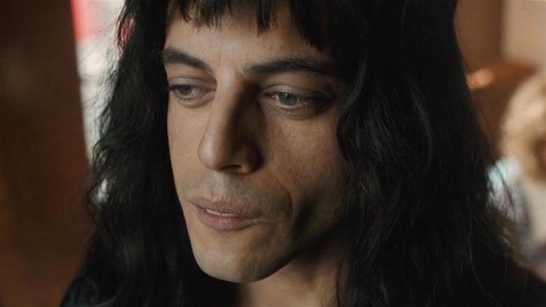 Freddie Mercury in Bohemian Rhapsody