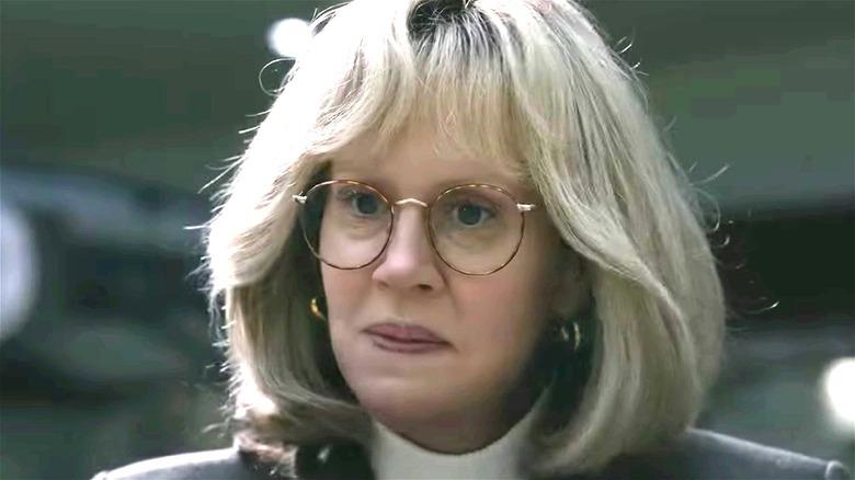 Linda Tripp in closeup
