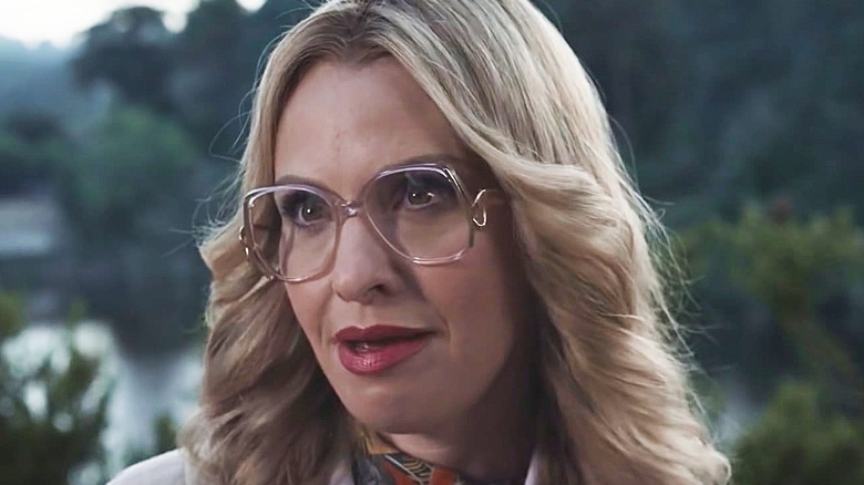 AHS: 1984 Margaret Booth wearing thick glasses