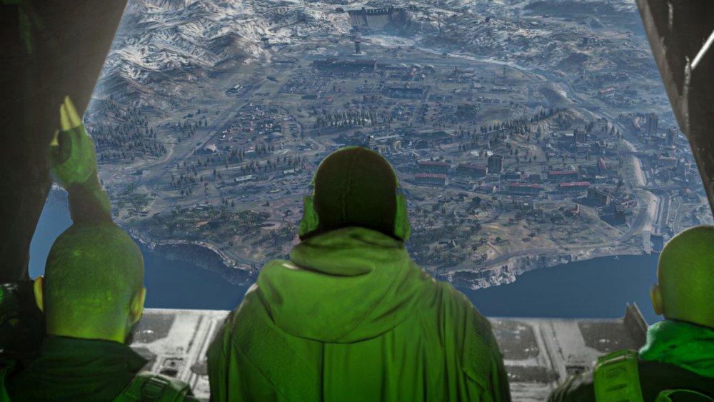 Call of Duty: Modern Warfare's 'Warzone'