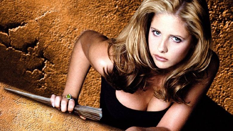 Sarah Michelle Gellar as Buffy Summers
