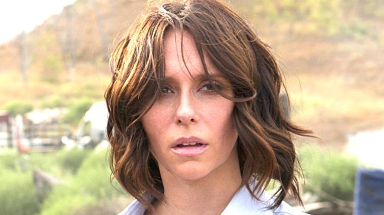 Jennifer Love Hewitt Kate Callahan staring