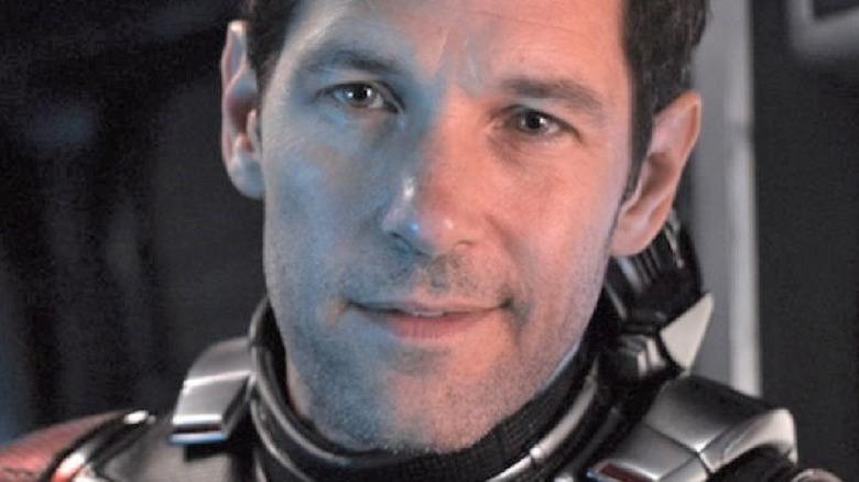 Scott Lang smiling