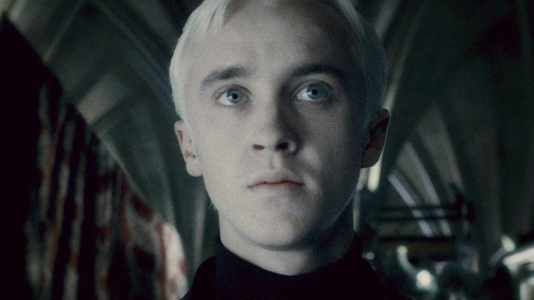 Draco Malfoy in Harry Potter movies