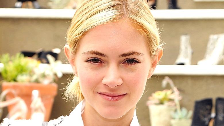 Emily Wickersham smiling