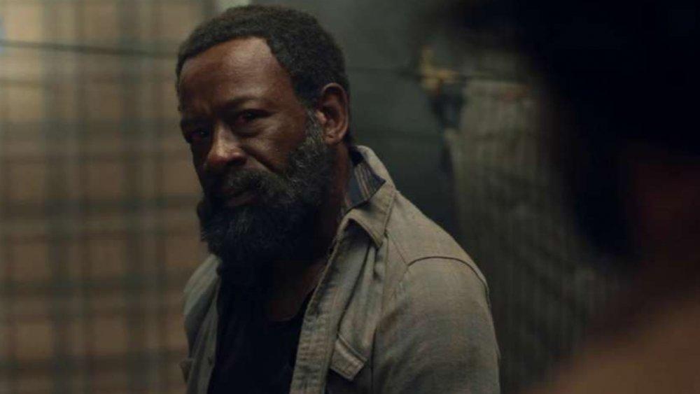 Lennie James as Morgan Jones on Fear the Walking Dead