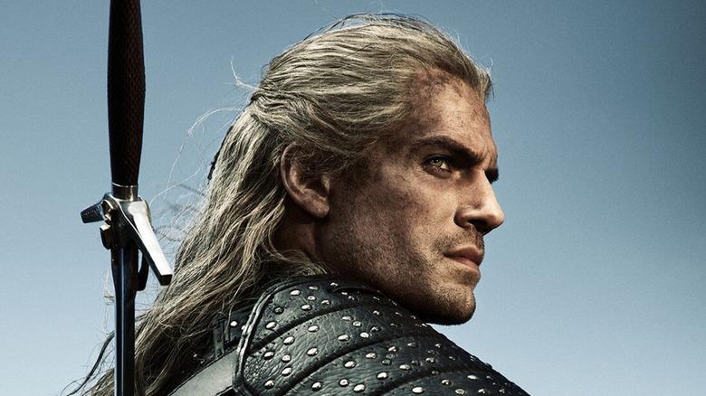 Henry Cavill Geralt The Witcher