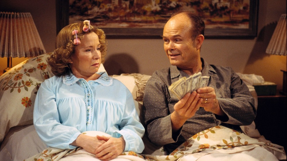 Kurtwood Smith and Debra Jo Rupp in That '70s Show