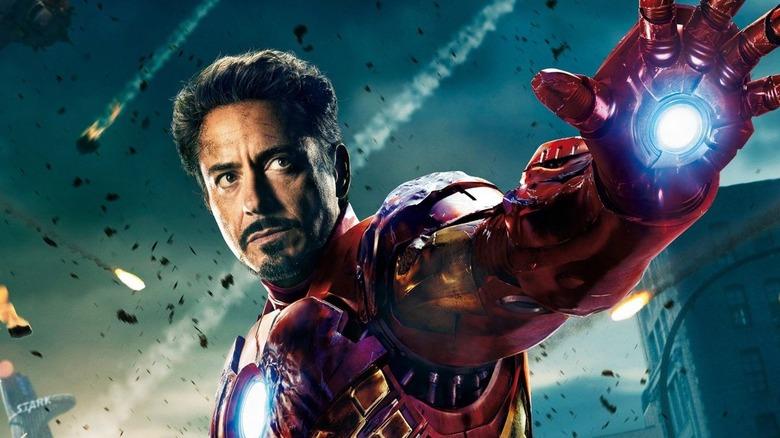 Robert Downey, Jr. as Tony Stark