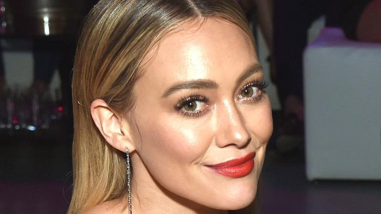 Hilary Duff headshot