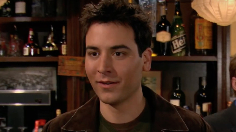 Josh Radnor as Ted Mosby in How I Met Your Mother
