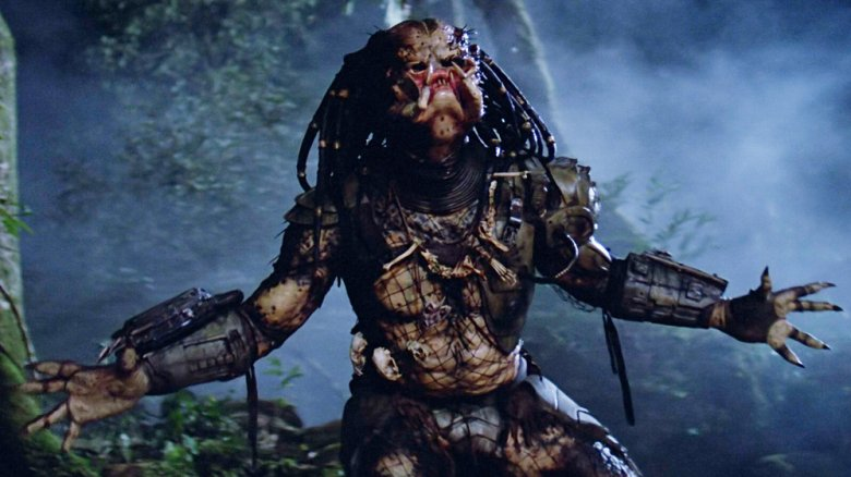 Still from Predator (1987)