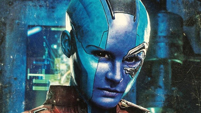 Karen Gillan as Nebula