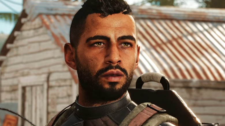Dani male protagonist from Far Cry 6