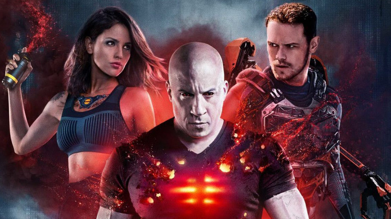 Bloodshot 2020 movie poster