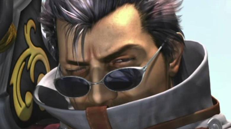 Auron Final Fantasy 10