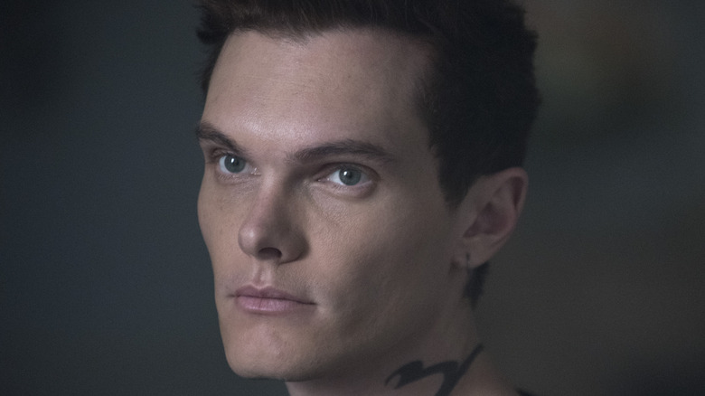 Close-up on Jonathan