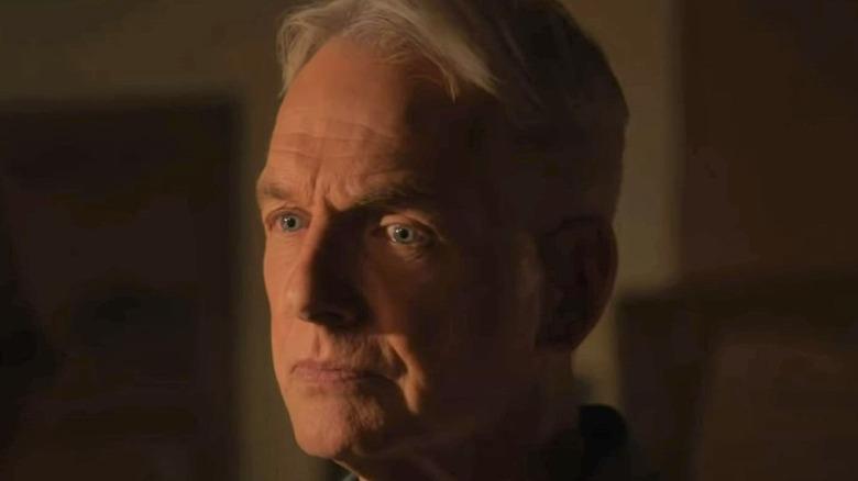 Mark Harmon as Leroy Jethro Gibbs